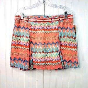 Dream Outloud Selena Gomez Geometric Skirt